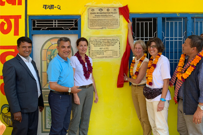 SWAN-supported Primary School Block inaugurated