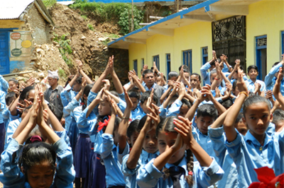 School Reconstruction Support Project